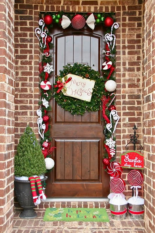 Outdoor Christmas Decorations (1)