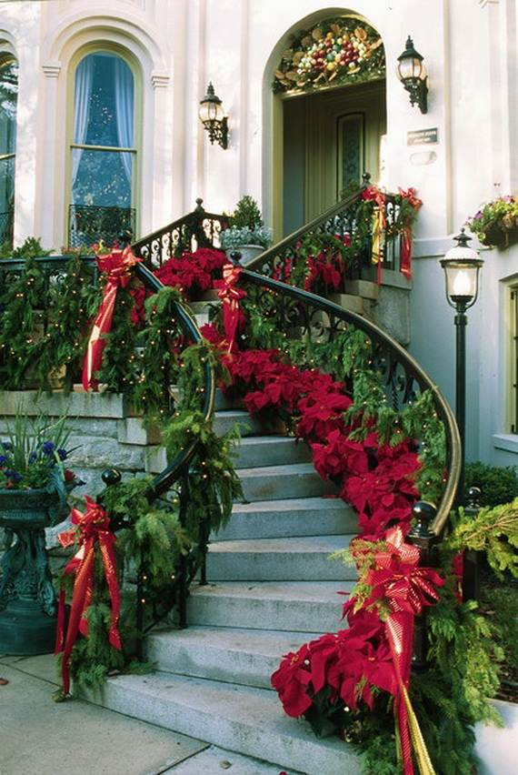 Outdoor Christmas Decorations (37)