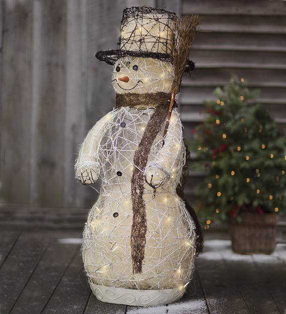 Outdoor Christmas Decorations (38)