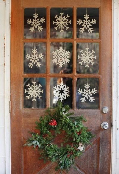 Outdoor Christmas Decorations (45)