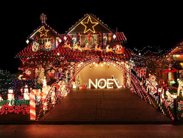 Outdoor Christmas Decorations (51)