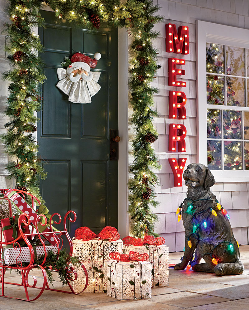 Outdoor Christmas Decorations (56)