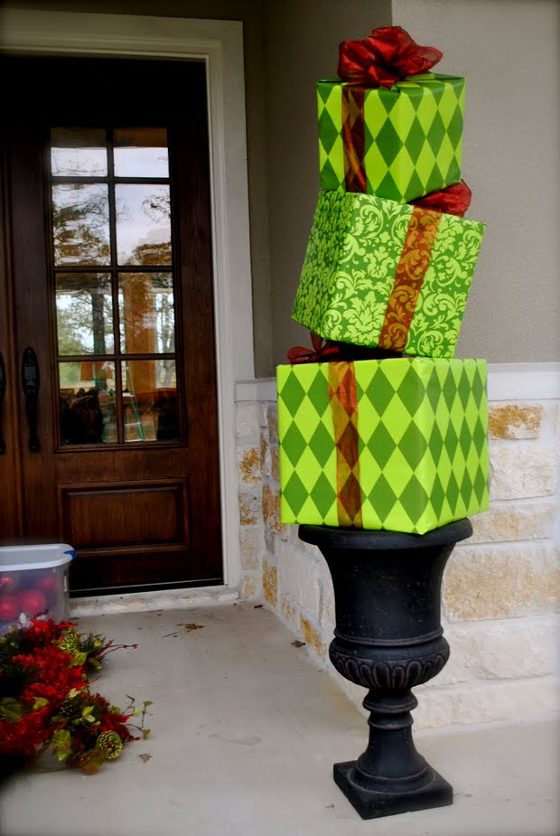Outdoor Christmas Decorations (58)