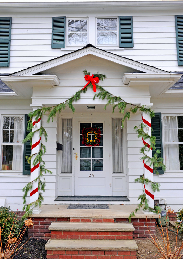 Outdoor Christmas Decorations (64)
