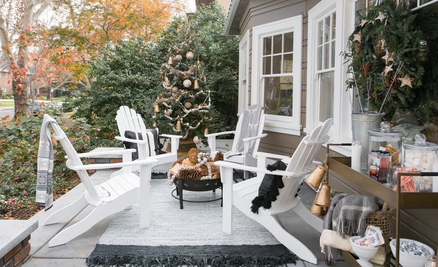 Outdoor Christmas Decorations (69)