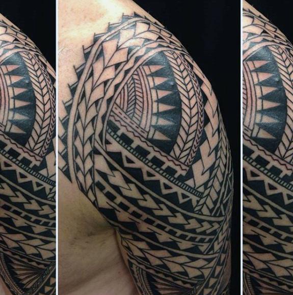 Polynesian Tattoos (13)