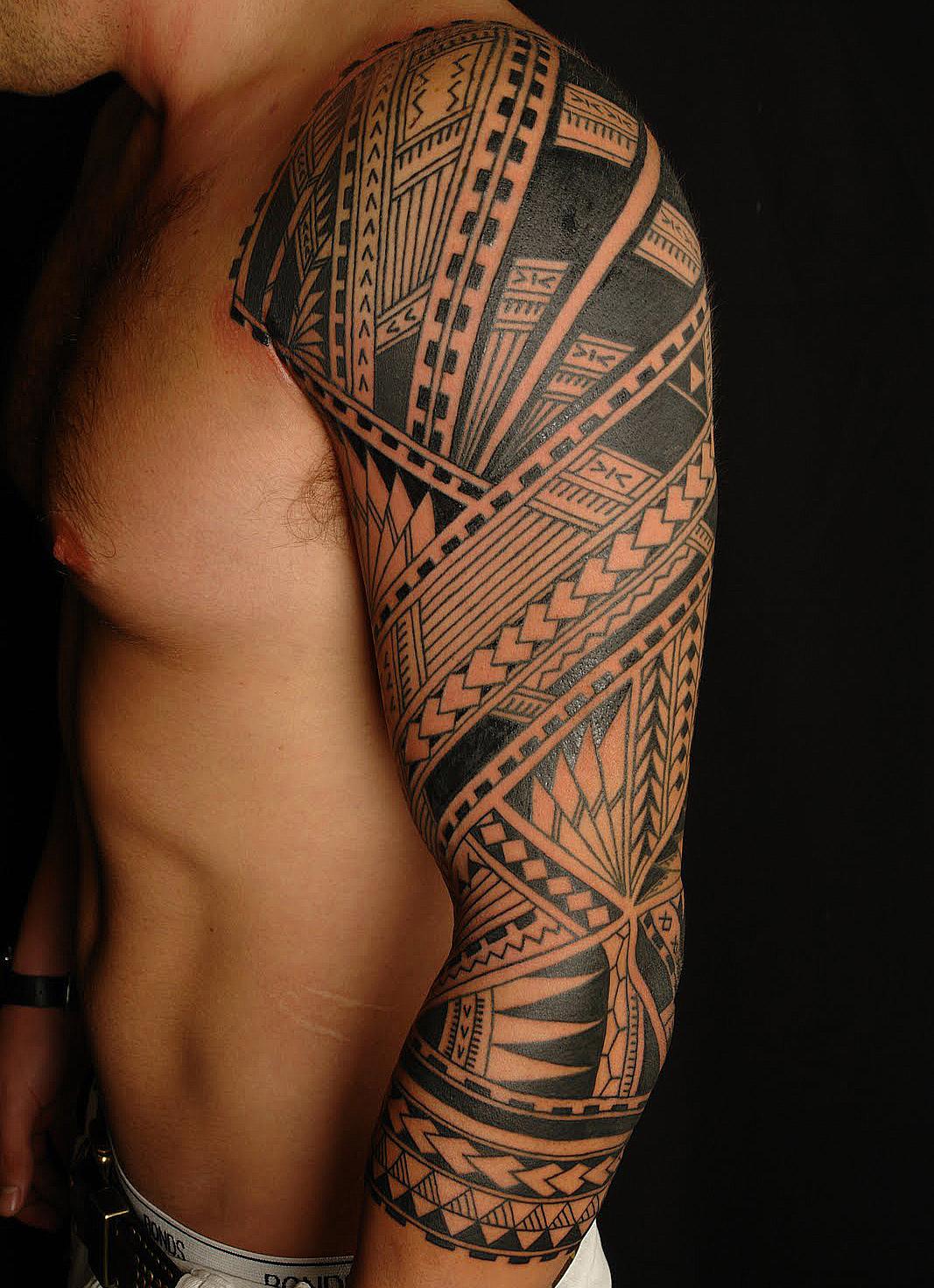 Polynesian Tattoos (5)