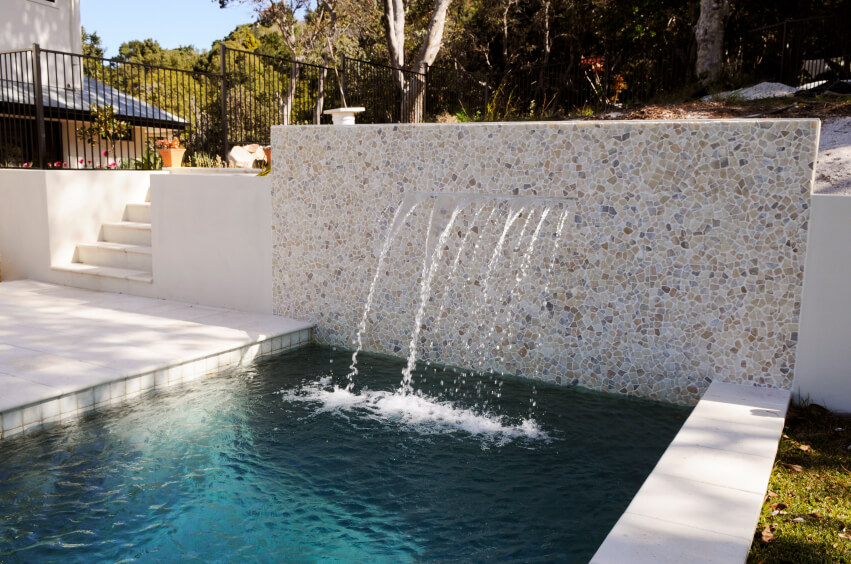 Pool Waterfalls (2)