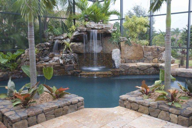 Pool Waterfalls (21)