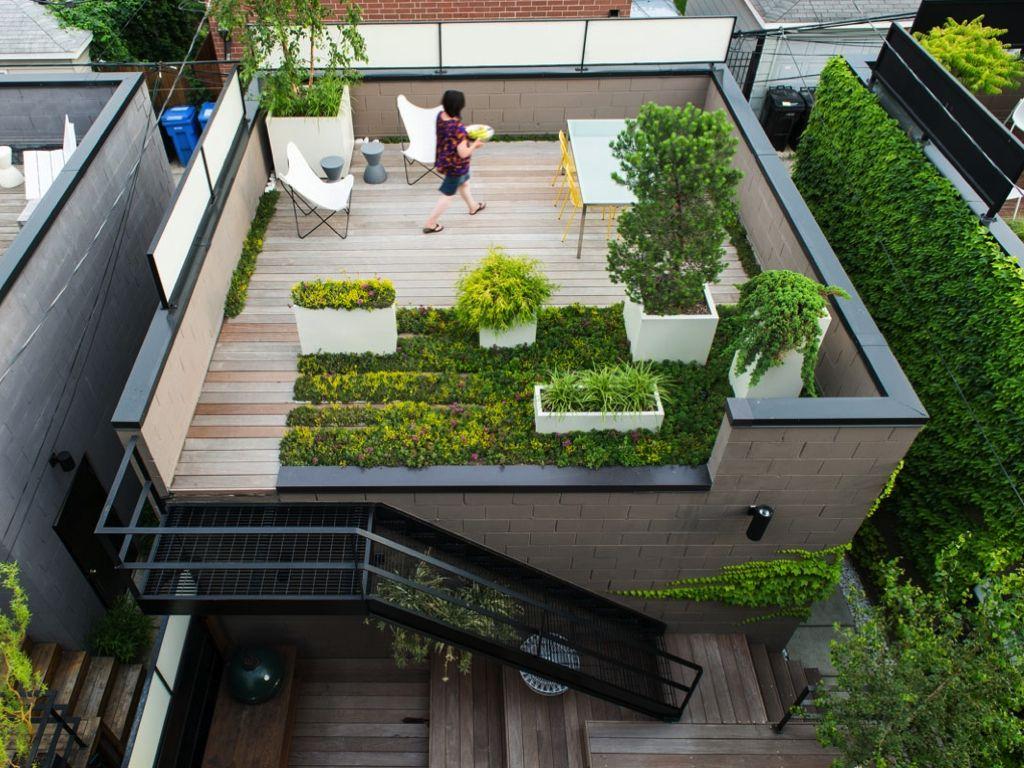 Roof Gardens (2)