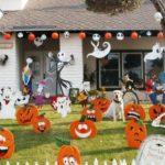 20 Scary Outdoor Halloween Decor Ideas