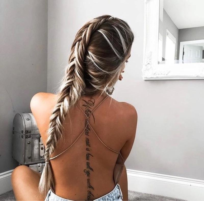 Spine Tattoo Ideas (6)