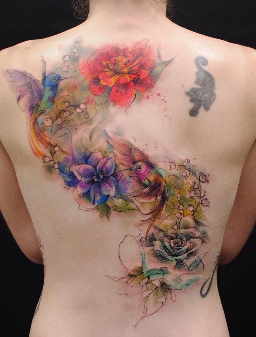 Beautiful Tattoo (24)