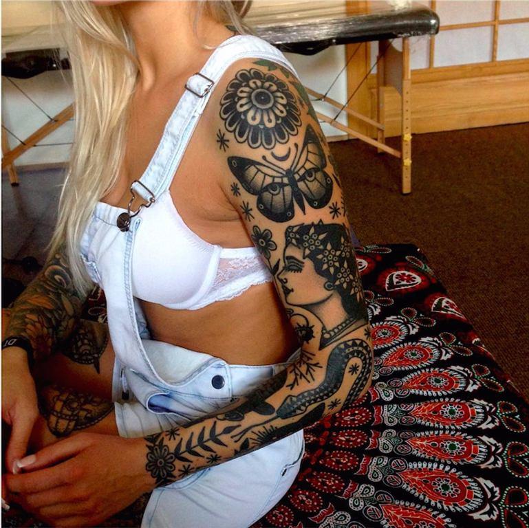 Beautiful Tattoo (4)