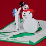 26 Best Snowman Christmas Cards Ideas For This Season