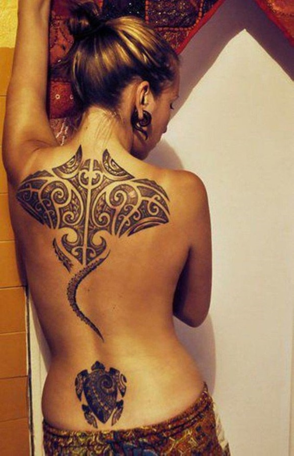 Traditional Polynesian Tattoo (15)