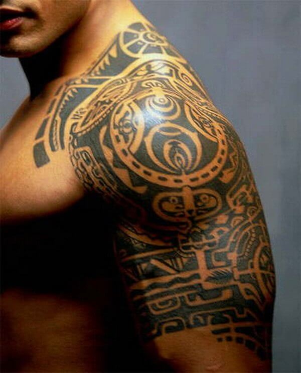 Tribal Tattoo Designs (11)