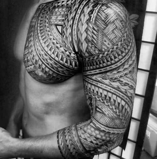 Tribal Tattoo Designs (13)