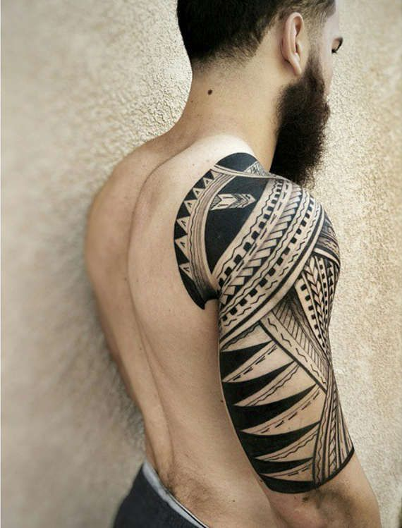 Tribal Tattoo Designs (14)