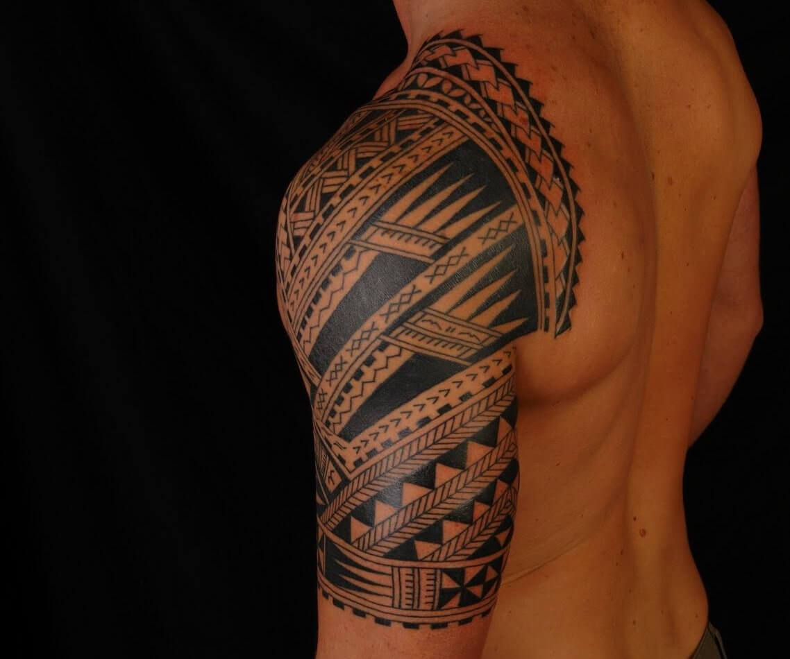 Tribal Tattoo Designs (15)