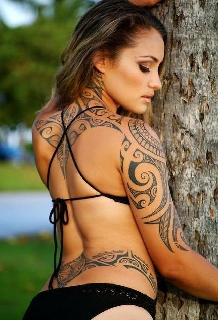 Tribal Tattoo Designs (16)