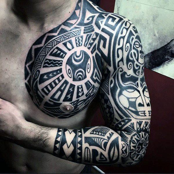 Tribal Tattoo Designs (18)