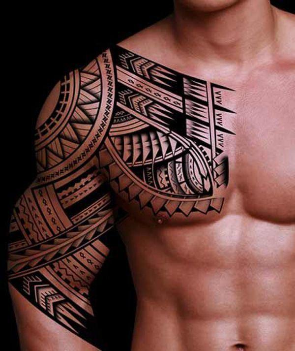 Tribal Tattoo Designs (19)