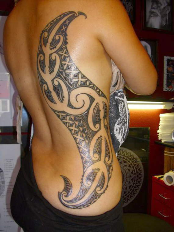 Tribal Tattoo Designs (7)