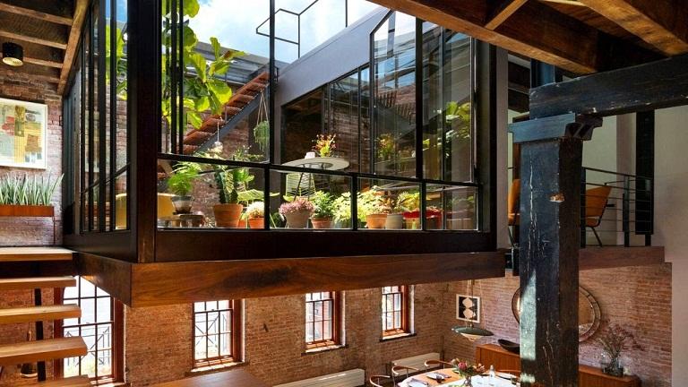 Create a New York City Loft