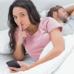 How to Catch a Cheater through Cheating Apps
