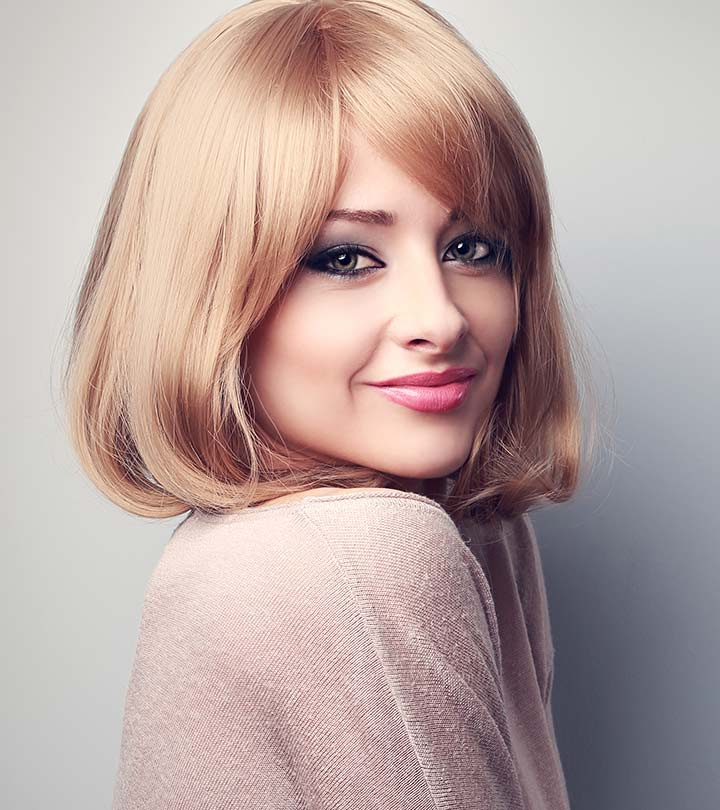 The bob hairstyle