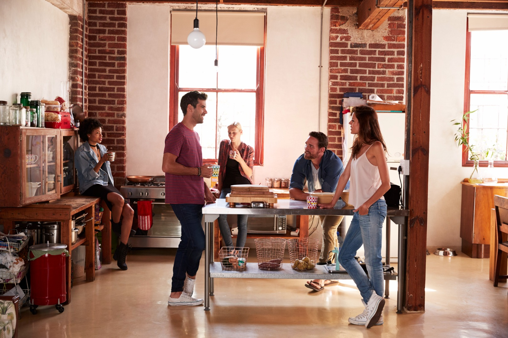 Why is co-living great for the student