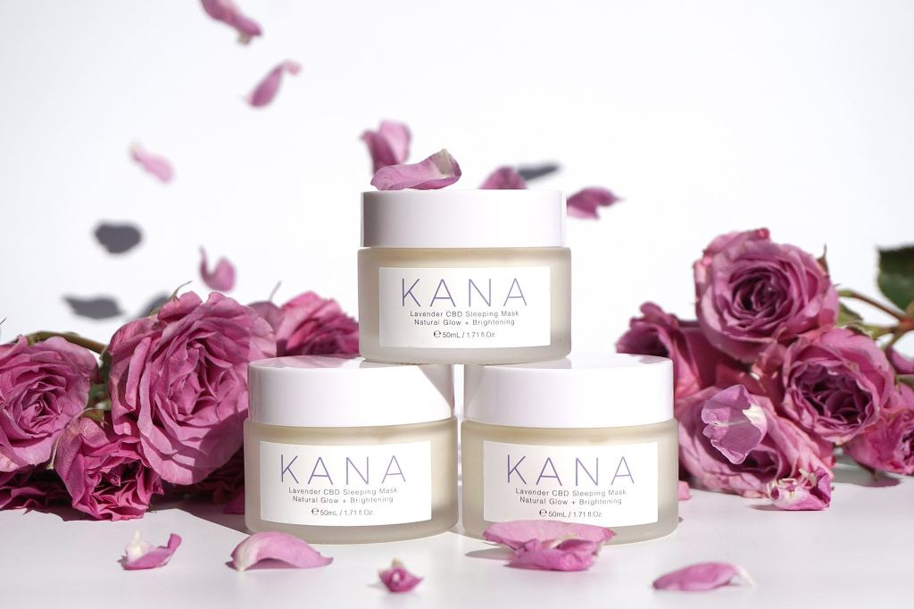 Kana CBD Lavender Sleep Mask