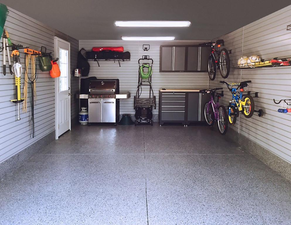 Clean the Garage