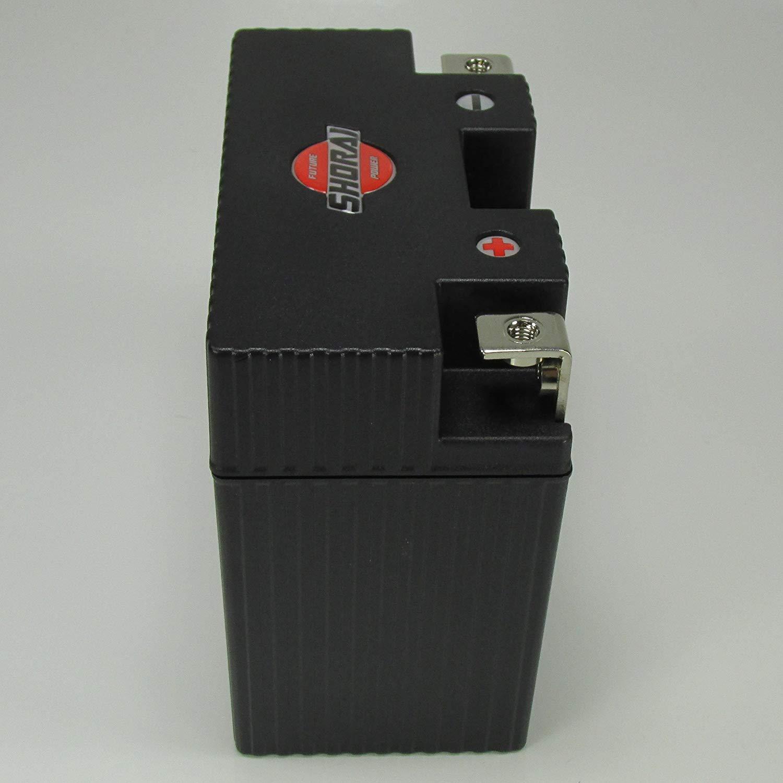 Shorai LiFePO4 LFX Battery LFX21A6