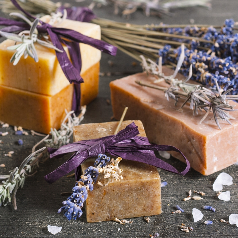 Benefits of natural soap