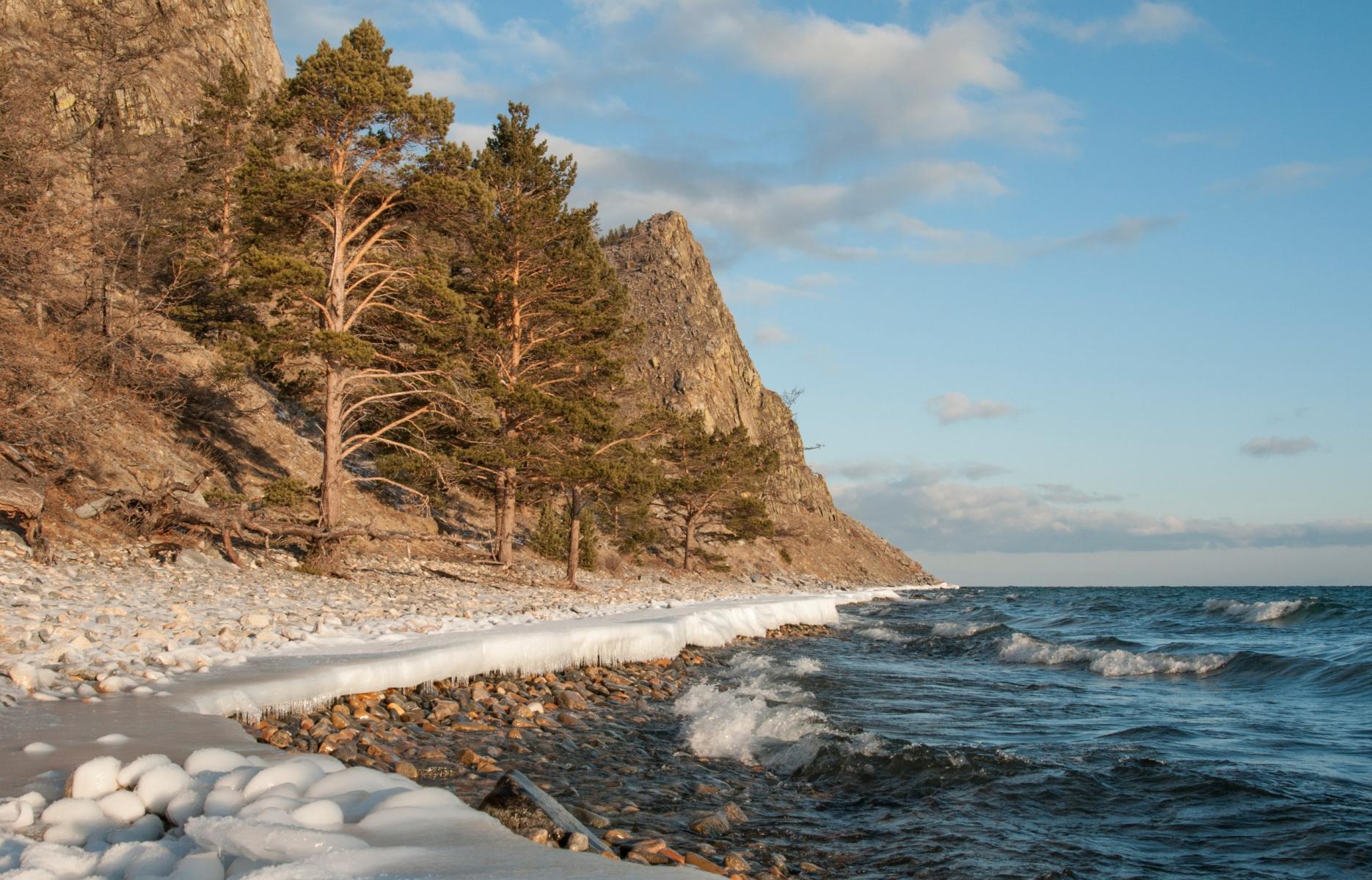 Visit The Pribaikalskiy National Park