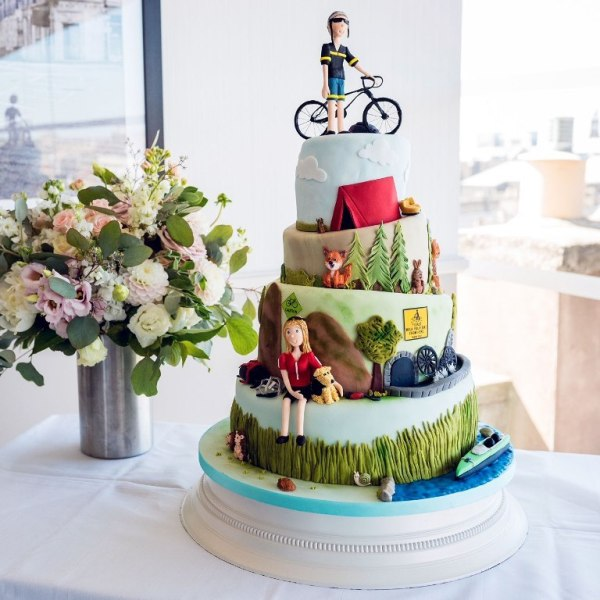 Discover More Wedding Cake Styles
