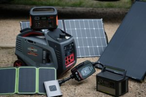 How to Power Electrical Devices While You're Camping