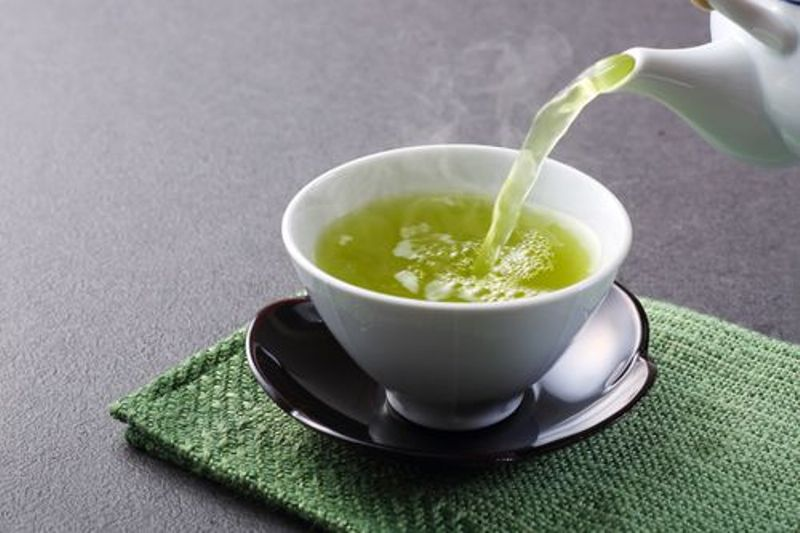 Go Green Tea