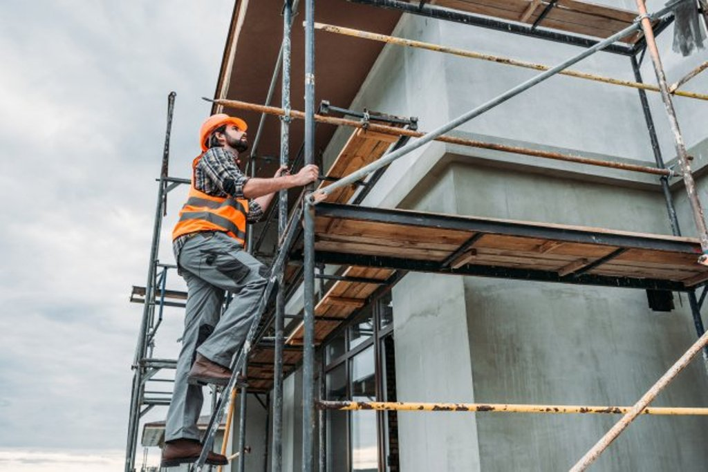 Setting Up Your Scaffolding at Home
