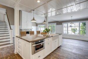 Kitchen Flooring Remodels Before and After